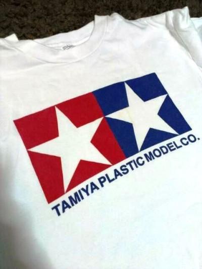 タミヤTシャツ