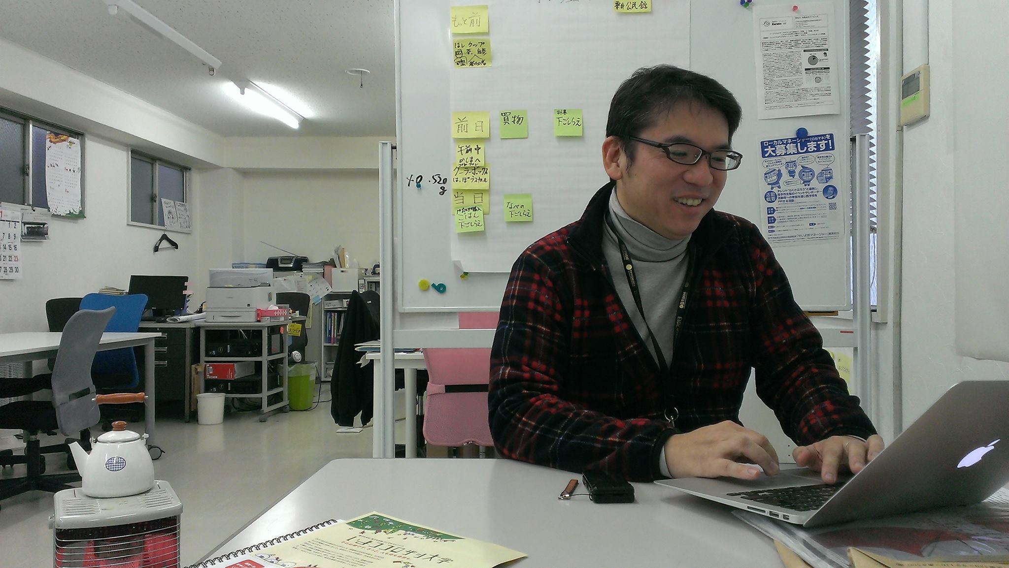 泉谷昇さん